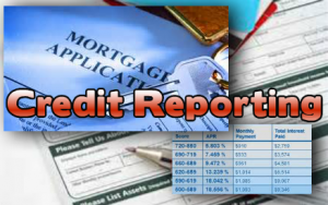 Credit Reporting Image
